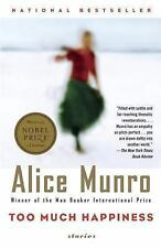 Too Much Happiness by Alice Munro (2010, Paperback)