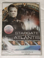 Stargate Atlantis Season 2 Two Complete DVD Box Set - NEW & SEALED