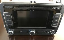 Hybrid Volkswagen OEM RNS 315 Touch Screen Navigation