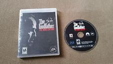 The Godfather -- The Don's Edition (Sony PlayStation 3, 2007) FREE US SHIPPING