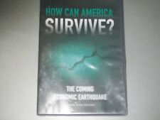 How Can America Survive the Coming Economic Earthquake (DVD) New