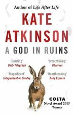 Un Dio in Ruins: Costa Novel Vincitore Del Premio 2015 by Kate Atkinson