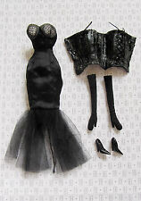 "**RARE** Outfit Dress Jason Wu FR Amanda Lepore: Couture Baby 12"" Doll New!!!"