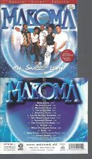 CD--MAKOMA--MY SWEET LORD - SPECIAL GOSPEL EDITION