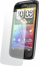 6 Pcs Ultra Clear LCD Screen Protector Guard Film Cover For HTC Sensation 4G NEW