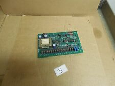 CAROTRON FREQUNCY TO VOLTAGE CONVERSION CIRCUIT BOARD CARD C10329A