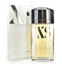 XS Excess Pour Homme by Paco Rabanne  Eau De Toilette 3.4 OZ  for Men NEW TST