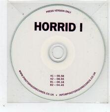(GD745) Horrid 1, A1 / A2 / B1 / B2 - DJ CD