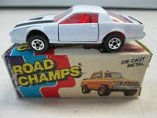 1983 Road Champs '82 Camaro Z28 White #14