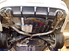 Carbon Fiber RLine Diffuser For Volkswagen CC 4D Quad Exhaust Sedan 08-12 V038