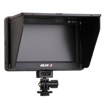 Viltrox 7'' Clip-on Color TFT HD LCD Video DSLR Camera Monitor Display 1024x600