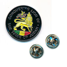 The Lion of Judah .... the Tribe of Judah Badge Metall Button Pin Anstecker 0077