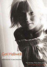 Geri: Just for the Record, Geri Halliwell