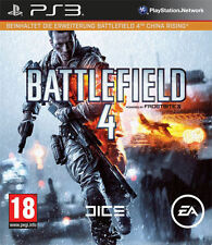 DISC ONLY / Battlefield 4 (Sony PlayStation 3, 2013) #E36