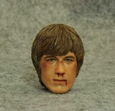 "1/6 Scale Man CIAN The Way of the Dragon Chuck Norris Scars Head Fit 12"" Figure"