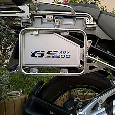 Toolbox, Werkzeugbox BMW R1200GS Adventure (-2013) Additional Box, schwarz blau