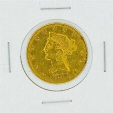1887-S $10 Xf Liberty Head Eagle Gold Coin Lot 600