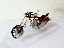 ERTL Collectibles NFL Tampa Bay Buccaneers OCC Chopper 1/18 Diecast Model NEW