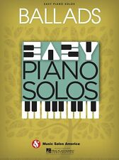 Easy Piano Solos Ballads Play Pop Songs BRIDGE OVER TROUBLED WATER Music Book