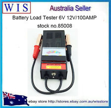 100Amp 6V/12V AUTO Battery Load Tester,Car Battery Tester Car Truck Boat-85008