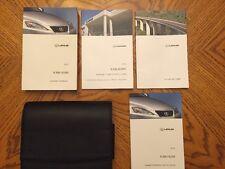 2012 Lexus IS350/IS250 Owner's Manuals Stock #022