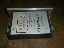Sola SCP30 Power Supply S 5-DN In: 100-240V  *FREE SHIPPING*