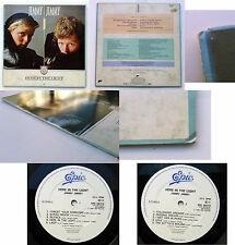 Jimmy Jimmy ‎– Here In The Light  1986 LP MEDIA NEAR MINT !!!