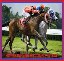 BETFAIR HORSE RACING BETTING GAMBLING SYSTEM STRATEGY MAKE MONEY ONLINE!