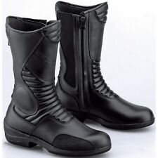 Gaerne Black Rose Motorcycle Riding Boots Women Size 6