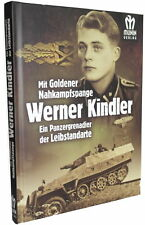 Golden Close Combat Clasp - Werner Kindler
