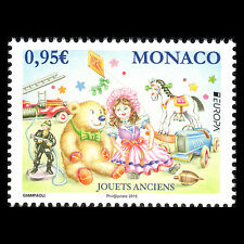 "Monaco 2015 - Europa Stamps ""Old Toys"" - MNH"