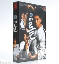 Korean Martial Arts Taekwondo 2 DVD ITF TUL Mooto Tae Kwon Do Material