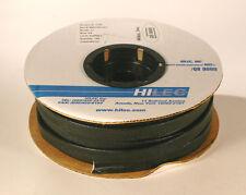 """Fiberglass Sleeving- Hitec # 412F - 3/8"""" ID - 100' roll"""
