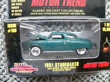 1951 STUDEBAKER  #150         1998 RACING CHAMPIONS MINT MOTOR TREND   3.25 INCH