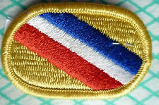 Patch- US Army Special Operations Command/Central Beret Oval Patch~ New*