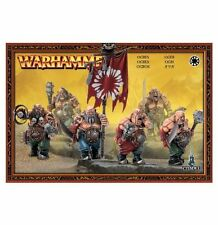 OGRES - WARHAMMER AGE OF SIGMAR - FANTASY- GAMES WORKSHOP- 40K- SENT FIRST CLASS