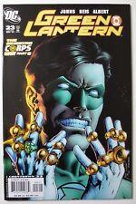 Green Lantern #23 (Nov 2007, DC) (C5191) Sinestro Corps War Part 6