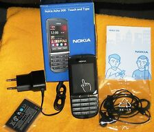 Handy Smartphone Nokia Asha 300 Touch and Type in Originalverpackung