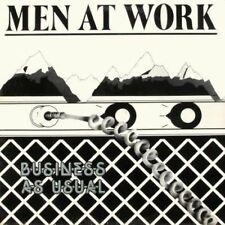 Men at Work Business as usual (1981) [LP]