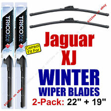 WINTER Wiper Blades 2-Pack Premium - fit 2011-2016 Jaguar XJ - 35220/190