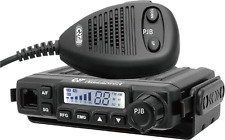 CRT MILLENIUM UK & EUROPEAN NORMS ULTRA COMPACT 80 CHANNEL MOBILE CB RADIO