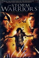 BRAND NEW MARTIAL ARTS DVD // The Storm Warriors // CLASSIC PANG BROTHERS //