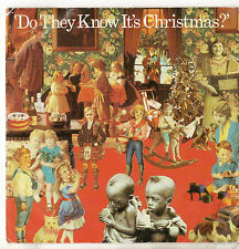 "Band Aid - Do They Know It's Christmas 7"" Single 1984"