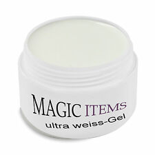 FRENCH - UV GEL Ultra WEISS 15ml