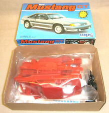 Vintage MPC 1/25 Scale FORD MUSTANG GT Plastic Model Kit
