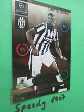 Champions League 2015 Limited Edition Pogba Panini Adrenalyn 14 15