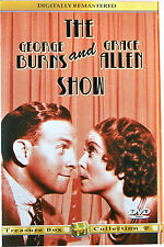 3 Full Episodes of 'The George Burns & Grace Allen Show' Treasure Box Collection