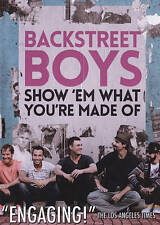Backstreet Boys: Show Em What Youre Made Of (DVD, 2015)