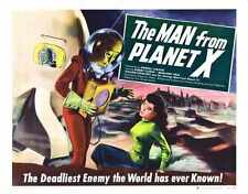Man From Planet X Poster 03 A2 Box Canvas Print