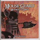 Mouse Guard 5 NmMt David Petersen 1st Print High Grade Archaia Comics Book